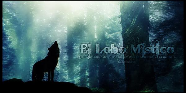 El lobo místico