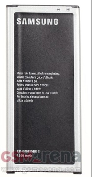 Samsung Galaxy Alpha Battery Eb Bg850bbe