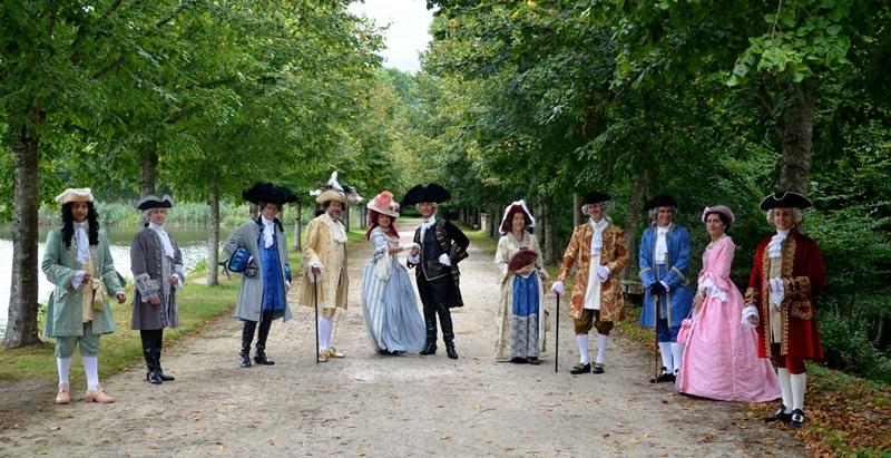 Le bal de Versailles