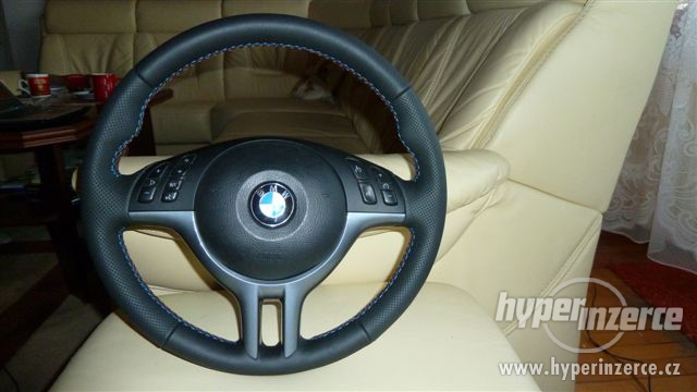 liste des volant sur bmw e39. Black Bedroom Furniture Sets. Home Design Ideas