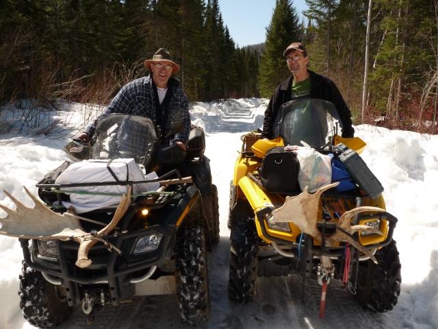 amis chasseurs pêcheurs et trappeurs