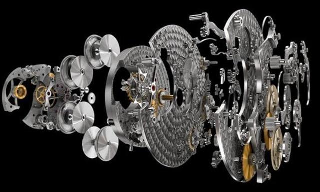 Montres Mécaniques Passion Magna