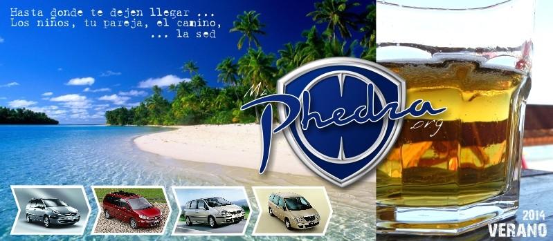 Lancia Phedra y primas