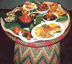 LA CUISINE ETHIOPIENNE - Cuisine ethiopienne