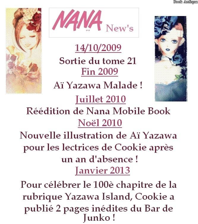 Nana new's