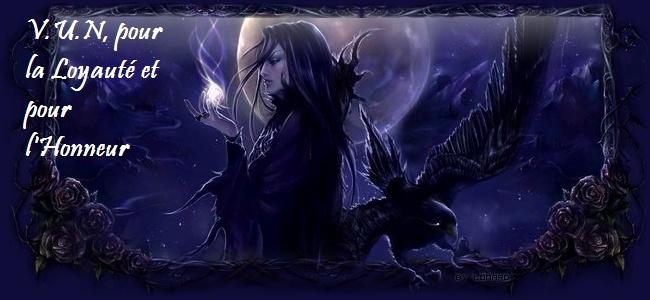 Vampires de l'Univers Noir