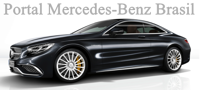 Portal Mercedes-Benz Brasil