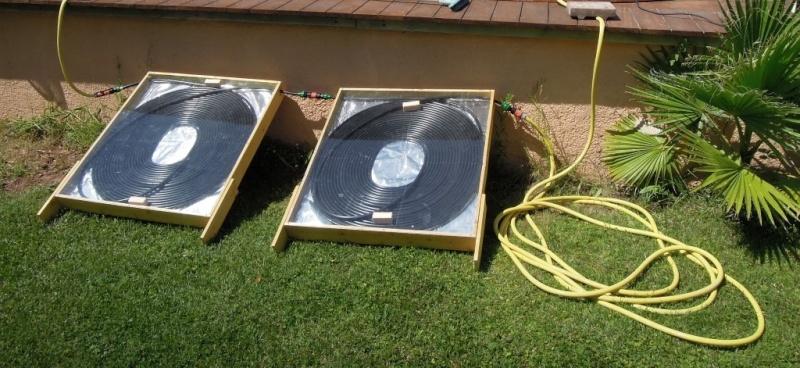 Chauffe eau solaire pour piscine fait maison ventana blog for Bache pour chauffer eau piscine