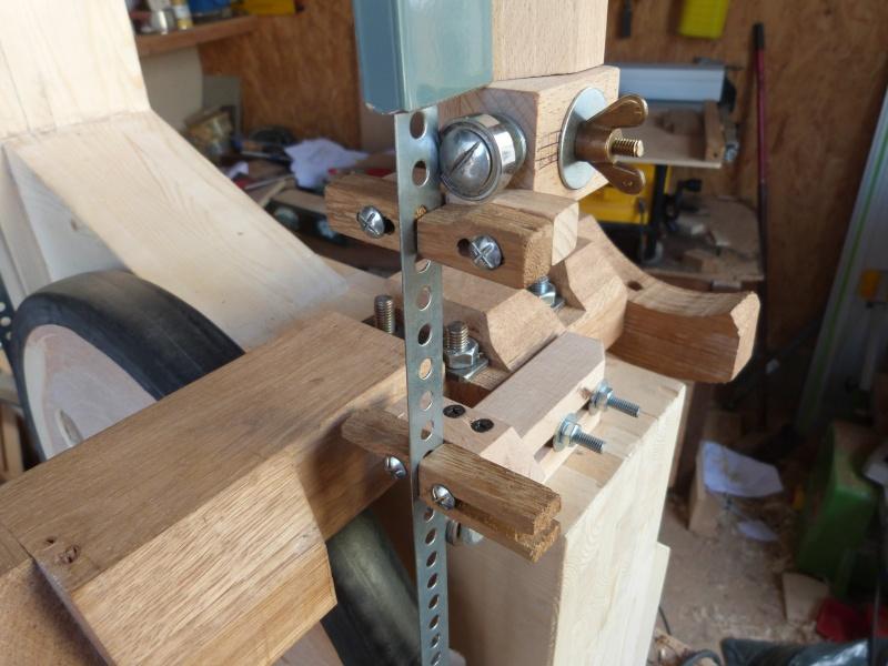 [Fabrication] Scieà ruban en bois Page 5 # Lames De Scie À Ruban Pour Bois