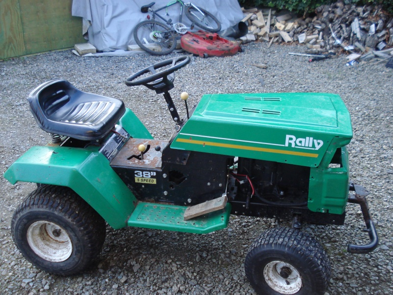 rally riding lawn mowers sevenstonesinc com rh sevenstonesinc com Rally Lawn Tractor Rally Roper Lawn Tractor