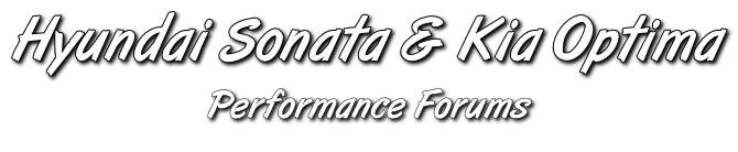 Sonata & Optima Performance Forums