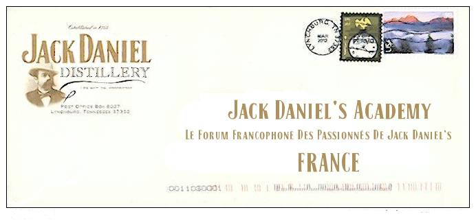 ~ JACK DANIEL'S  ACADEMY ~