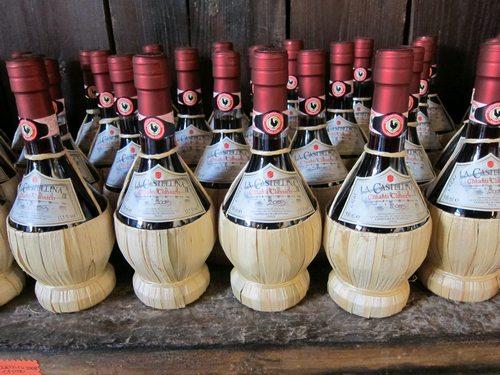 La lgende du Chianti et le coq noir Chefs Wines