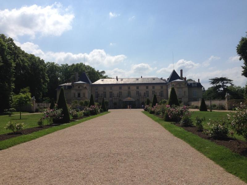 Le ch teau de la malmaison - Chateau de beauharnais ...