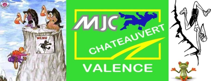 ESCALADE MJC CHATEAUVERT VALENCE