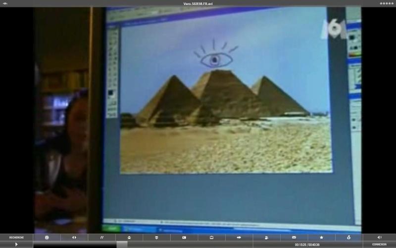 V ronica mars et la pyramide illuminati for Chiffre 13 illuminati