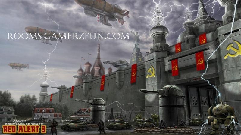 เว็บแชร์ห้อง สำหรับจอยเกม - [Rooms.Gamerzfun.com]