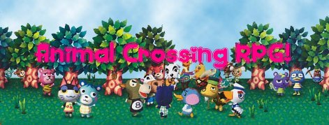 Animal crossing RPG