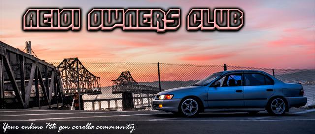 AE101 Owners Club
