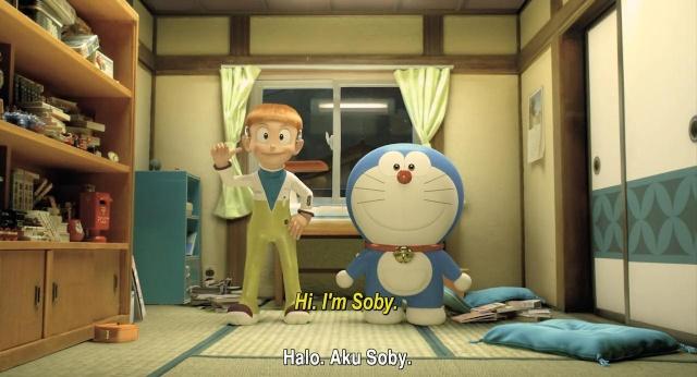 Stand By Me Doraemon 3D (2014) BluRay 720p Hardsub Indo