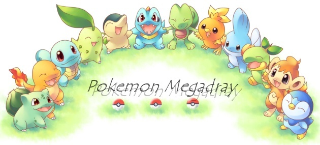 Pokemon Megadray