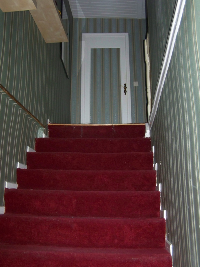 Cage d 39 escalier for Moquette hall d entree