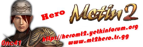 HeroMt2 En Yeni Pvp Server