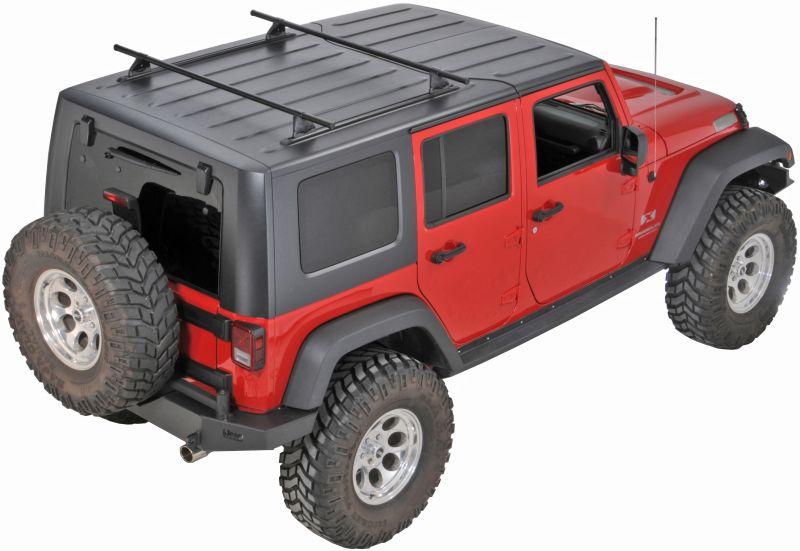 2011 Jeep Wrangler Soft Top Re: Portapacchi per Jk unlimited