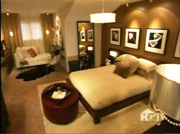 La chambre de la mort le choix des meubles help for Chambre orange marron