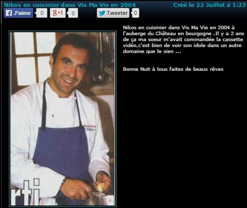 Discussion sur l 39 etoile de tf1 du 19 octobre 2014 page 12 for Cuisinier sur tf1