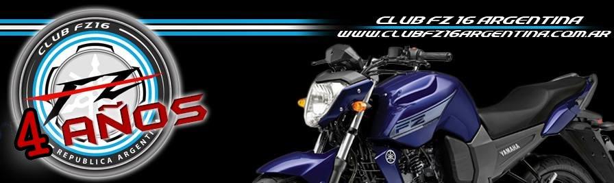 Club Oficial Yamaha Fz 16 Argentina