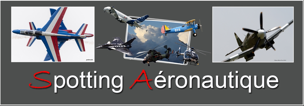 Spotting Aéronautique