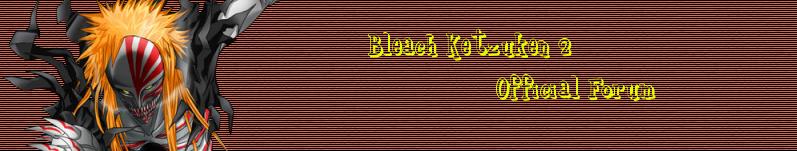 Bleach Ketzuken 2