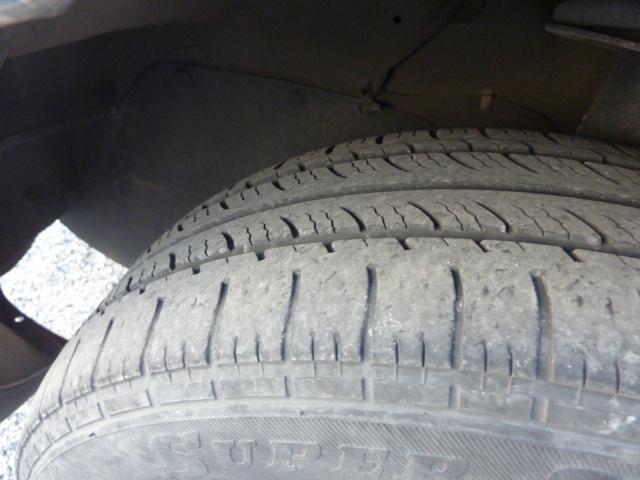 Usure pneus avant for Usure exterieur pneu avant droit