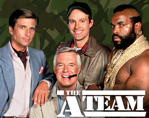 The A Team RPG