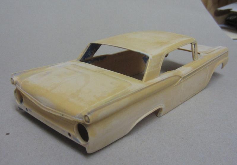 1959 ford galaxie mild - Couche d appret ...