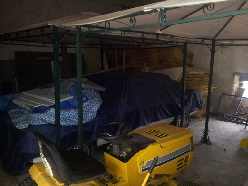 Le p re noel bmw est pass sortie de grange les for Garage sortie de grange quesnoy sur deule