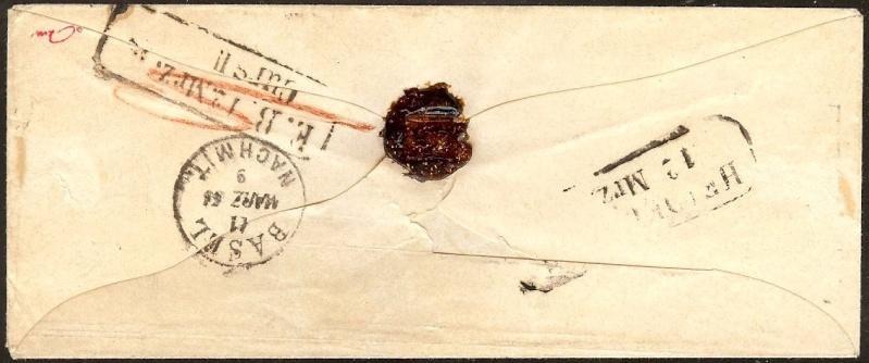Schweiz 1854-1863 \