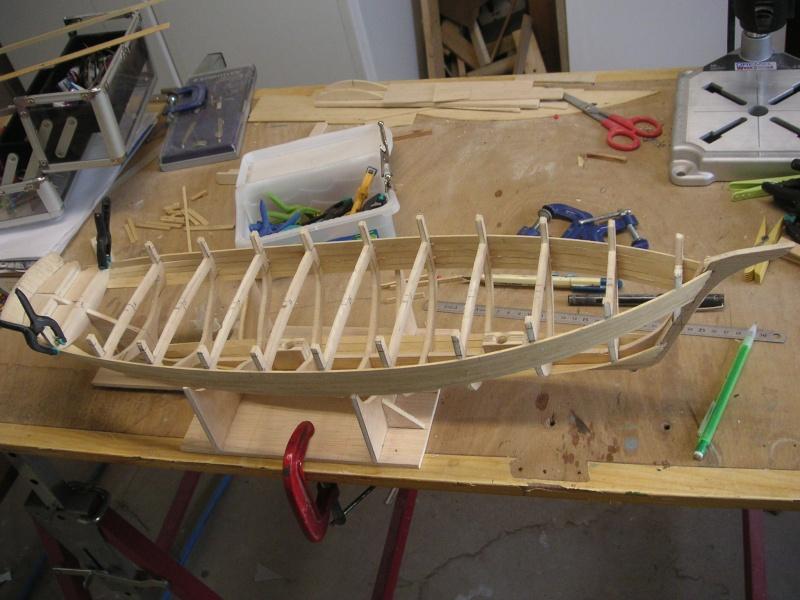 Principe de construction d 39 un voilier genre renard ou autre for Construction en bois pdf