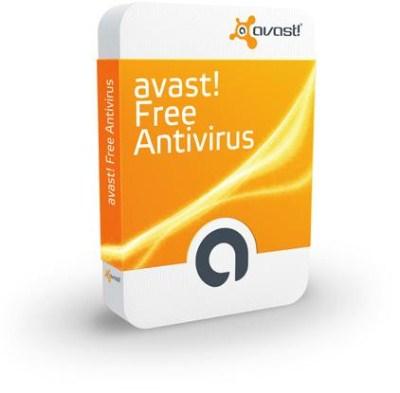 Avast! Free Antivirus 5.1.864