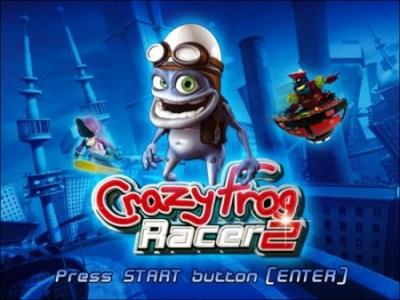Crazy Frog Racer 2 (GamePC)