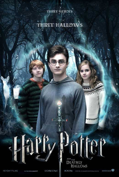 Harry Potter and the Deathly Hallows (2010) TDH PPV - P2P