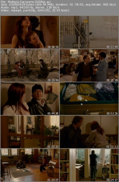Multiple Sarcasms(2010)DVDRip.XviD-VOZ