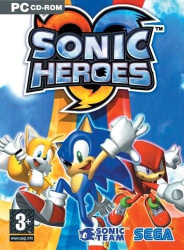 Sonic Heroes(GamePC)