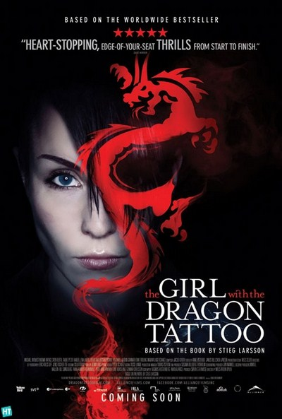 The Girl with the Dragon Tattoo 2009 DVDRip XviD VOZ