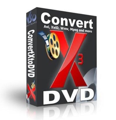 VSO ConvertXtoDVD 4.1.10.348 Portable