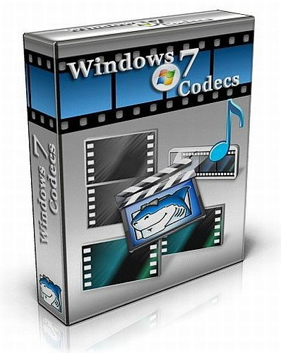 Windows 7 Codecs 2.7.3 (Freeware)