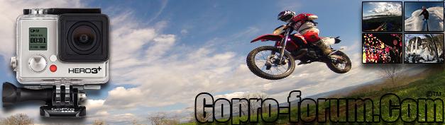Premier site francophone dédié à la GoPRO