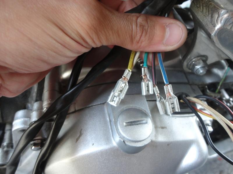 Brancher moteur avec demarreur electrique - Probleme electrique disjoncteur qui saute ...