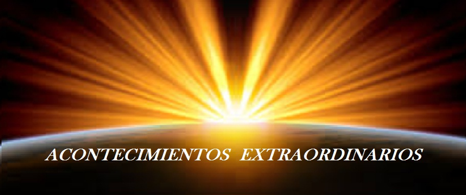 Acontecimientos extraordinarios 2012